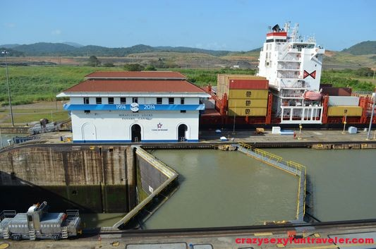 Miraflores Locks Panama Canal (2)