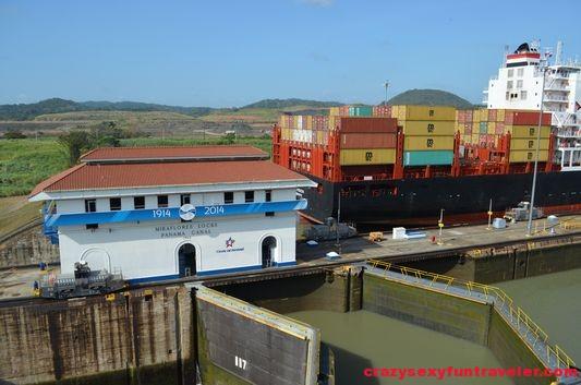 Miraflores Locks Panama Canal (5)