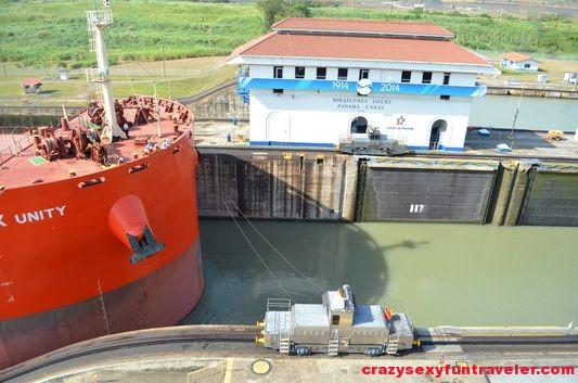 Miraflores Locks Panama Canal (6)