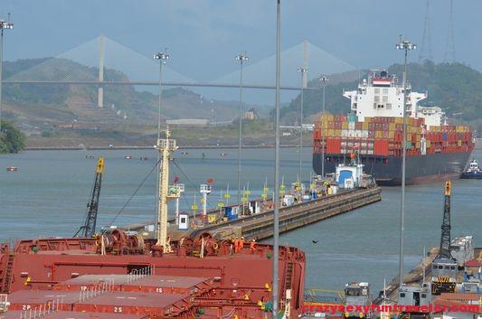 Miraflores Locks Panama Canal (8)