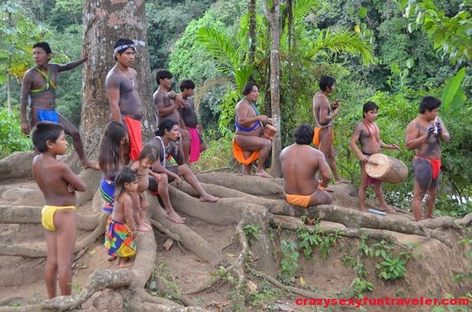native Embera tribe Panama (10)