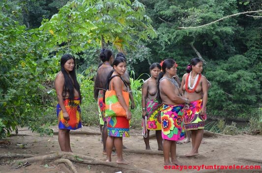 native Embera tribe Panama (11)