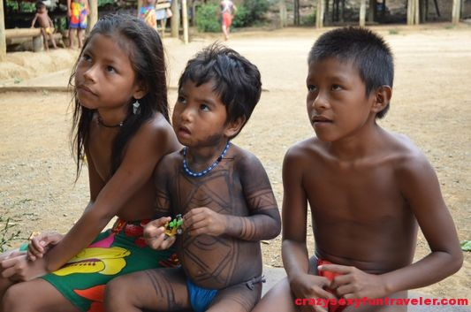 native Embera tribe Panama (15)