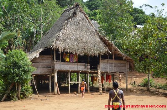 native Embera tribe Panama (17)