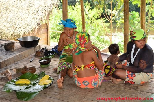 native Embera tribe Panama (42)
