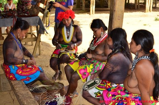 native Embera tribe Panama (58)