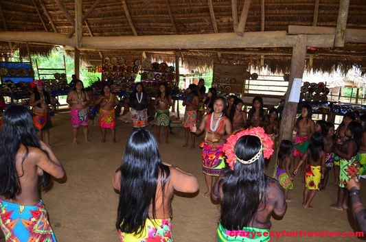 native Embera tribe Panama (68)
