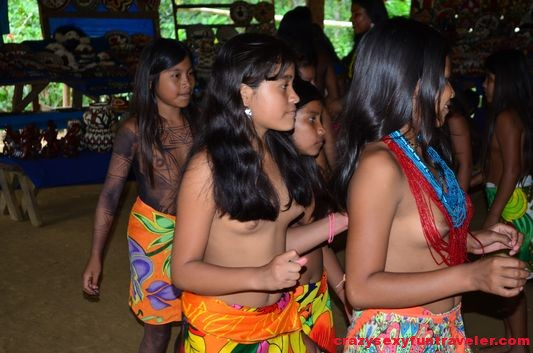 native Embera tribe Panama (70)
