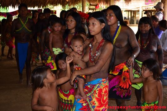 native Embera tribe Panama (73)