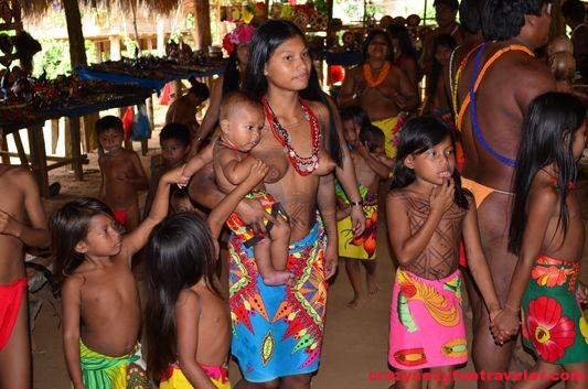 native Embera tribe Panama (74)