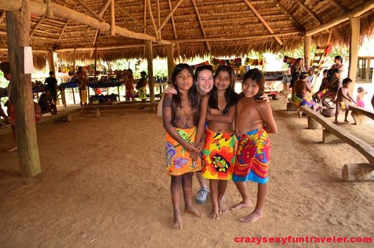 native Embera tribe Panama (76)