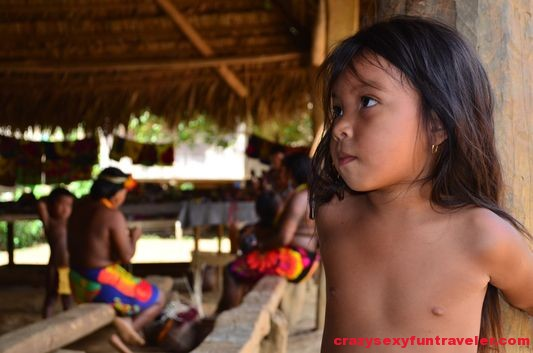 native Embera tribe Panama (77)