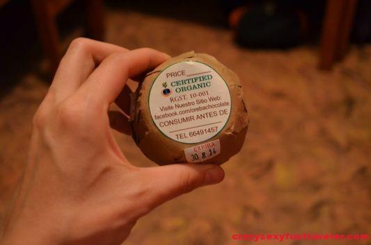 organic chocolate from Super Gourmet Casco Viejo (2)