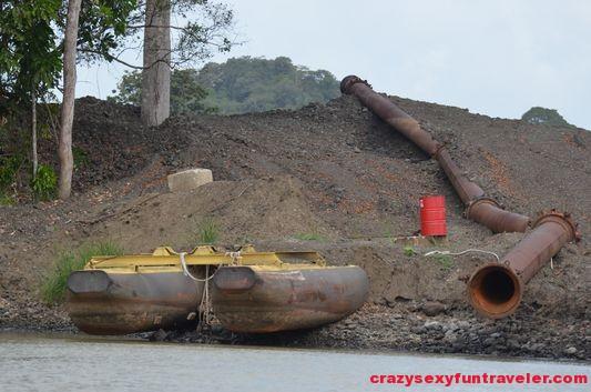 Chagres river Panama Canal Gatun lake (11)