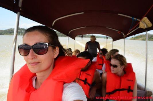 Chagres river Panama Canal Gatun lake (15)