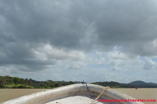 Chagres river Panama Canal Gatun lake (16)