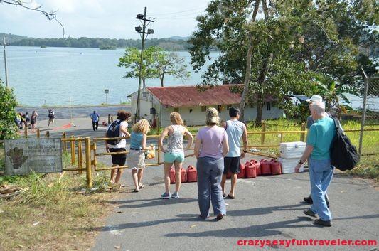 Chagres river Panama Canal Gatun lake (2)