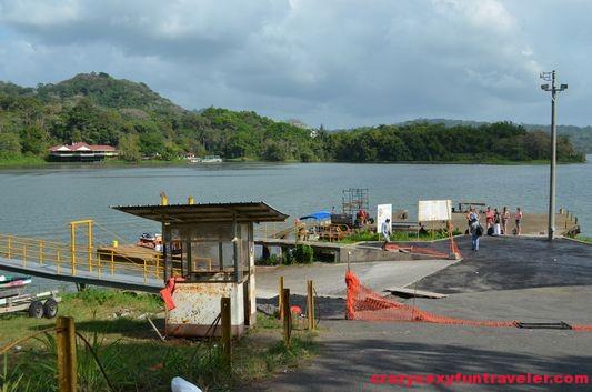 Chagres river Panama Canal Gatun lake (3)