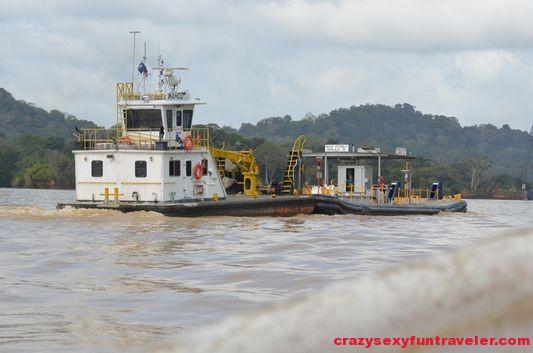 Chagres river Panama Canal Gatun lake (4)