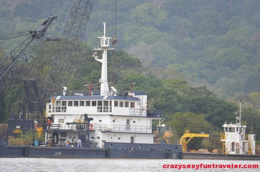 Chagres river Panama Canal Gatun lake (5)