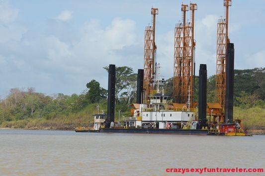 Chagres river Panama Canal Gatun lake (9)