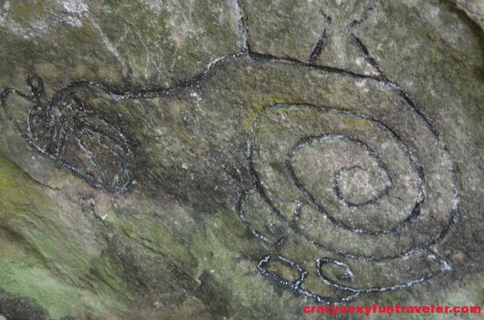 La Piedra Pintada petroglyphs (4)