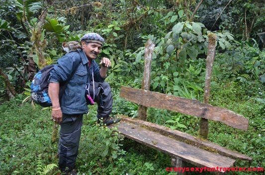 hiking Caracoral in El Valle de Anton with El Chakal (15)