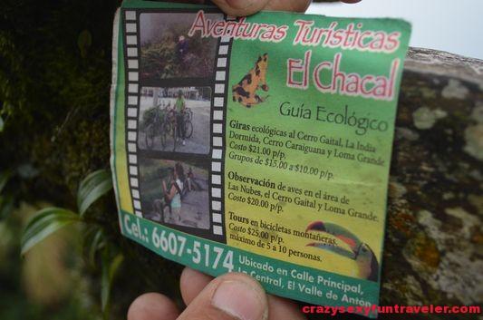 hiking Caracoral in El Valle de Anton with El Chakal (27)