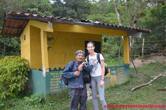 hiking Caracoral in El Valle de Anton with El Chakal (3)