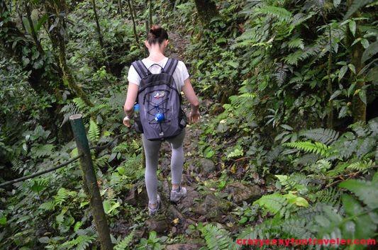 hiking Caracoral in El Valle de Anton with El Chakal (32)