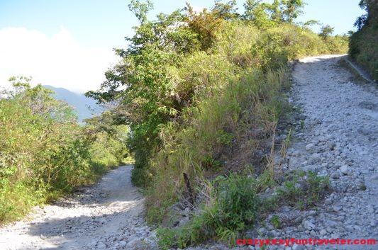 hiking Cariguana El Valle de Anton (1)