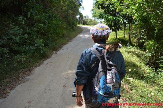 hiking Cariguana El Valle de Anton (6)