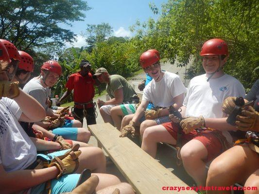 Red Frog Beach Bastimentos Sky Zipline Canopy Tour (2)