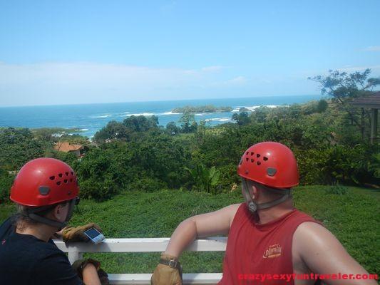Red Frog Beach Bastimentos Sky Zipline Canopy Tour (3)