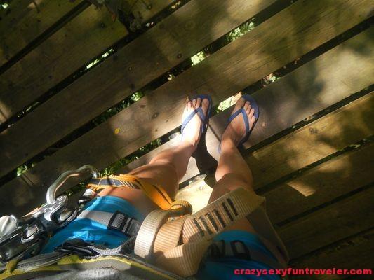 Red Frog Beach Bastimentos Sky Zipline Canopy Tour (7)