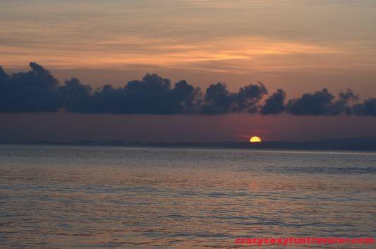Puerto Jimenez Osa Peninsula Blue Osa sunrise (1)