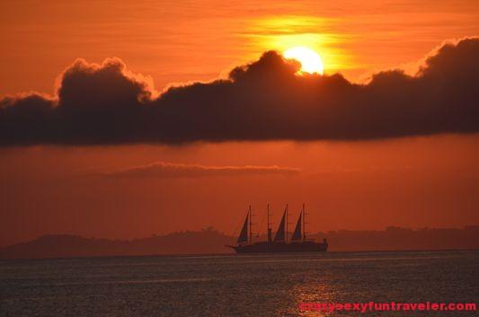 Puerto Jimenez Osa Peninsula Blue Osa sunrise (10)