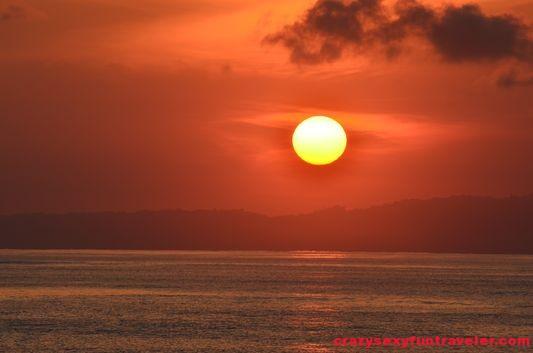 Puerto Jimenez Osa Peninsula Blue Osa sunrise (109)