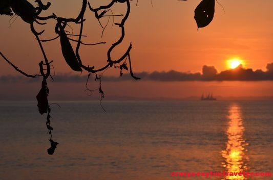 Puerto Jimenez Osa Peninsula Blue Osa sunrise (11)