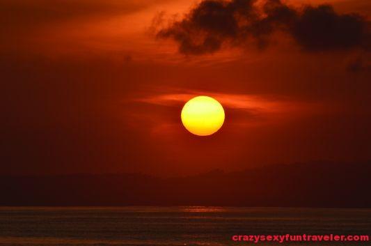 Puerto Jimenez Osa Peninsula Blue Osa sunrise (110)
