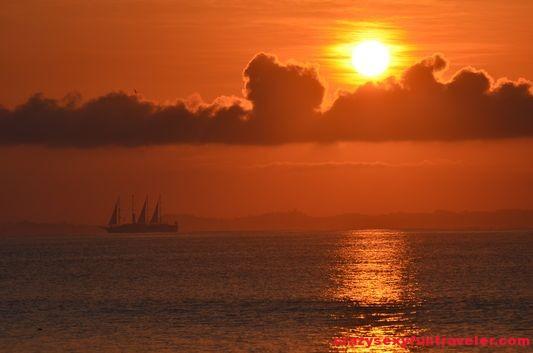Puerto Jimenez Osa Peninsula Blue Osa sunrise (12)