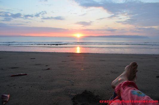 Puerto Jimenez Osa Peninsula Blue Osa sunrise (124)
