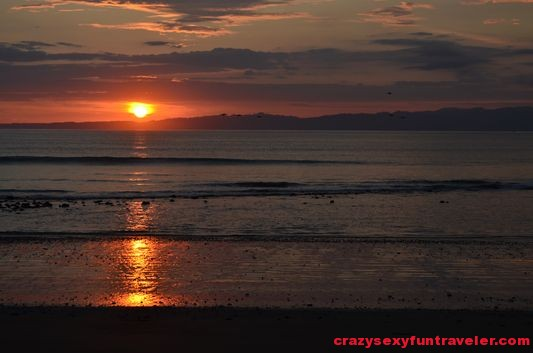 Puerto Jimenez Osa Peninsula Blue Osa sunrise (125)