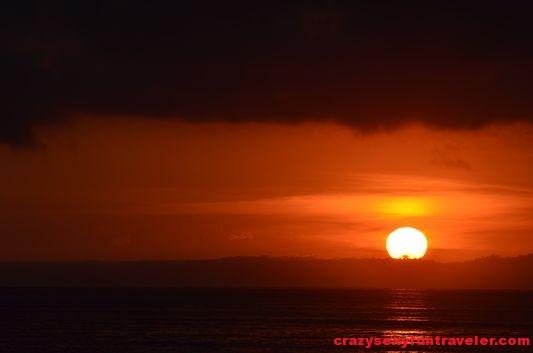 Puerto Jimenez Osa Peninsula Blue Osa sunrise (135)