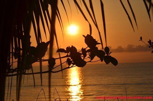 Puerto Jimenez Osa Peninsula Blue Osa sunrise (14)
