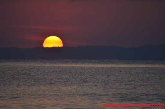 Puerto Jimenez Osa Peninsula Blue Osa sunrise (2)