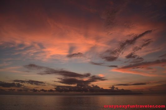 Puerto Jimenez Osa Peninsula Blue Osa sunrise (29)