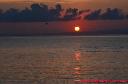 Puerto Jimenez Osa Peninsula Blue Osa sunrise (3)