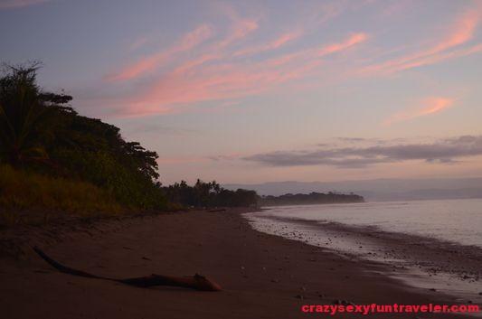Puerto Jimenez Osa Peninsula Blue Osa sunrise (30)
