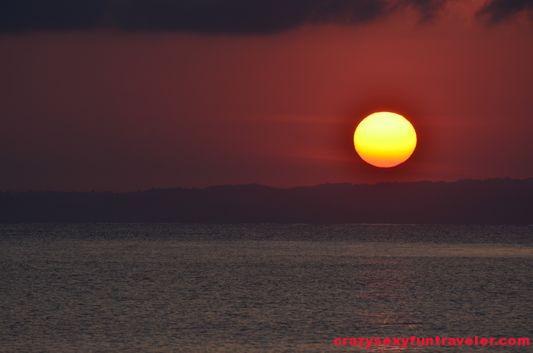 Puerto Jimenez Osa Peninsula Blue Osa sunrise (4)
